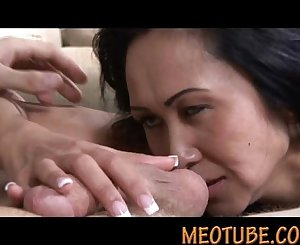 Kitty Langdon Amazing Blowjob