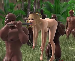 TRIBE, BIG DICK 3D