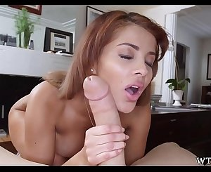 What will the latina maid do for money